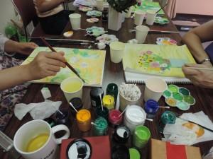 Genesis Art Workshop 8/6-7