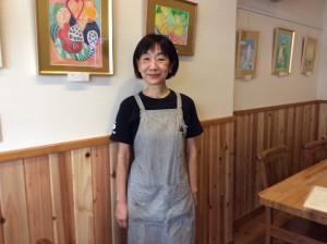 Paintings and drawings by Liane Wakabayashi