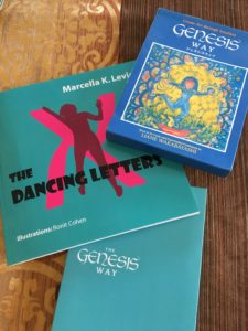 The Dancing Letters and the Genesis Way