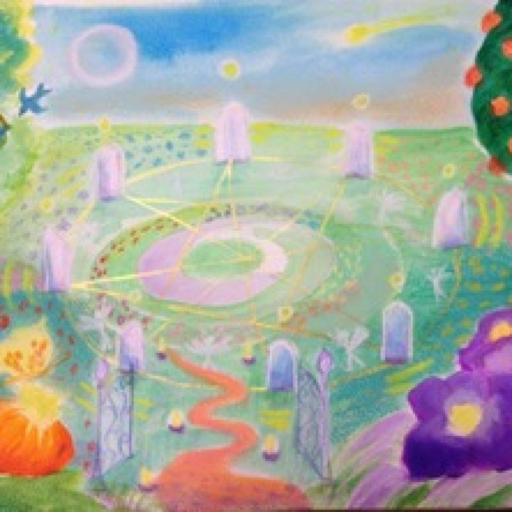 17)The Garden